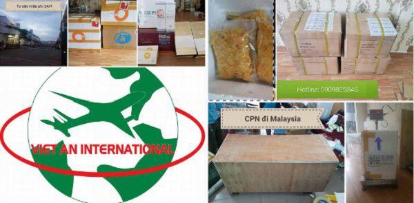 Chuyển phát nhanh quốc tế đi Malaysia của Việt An Express