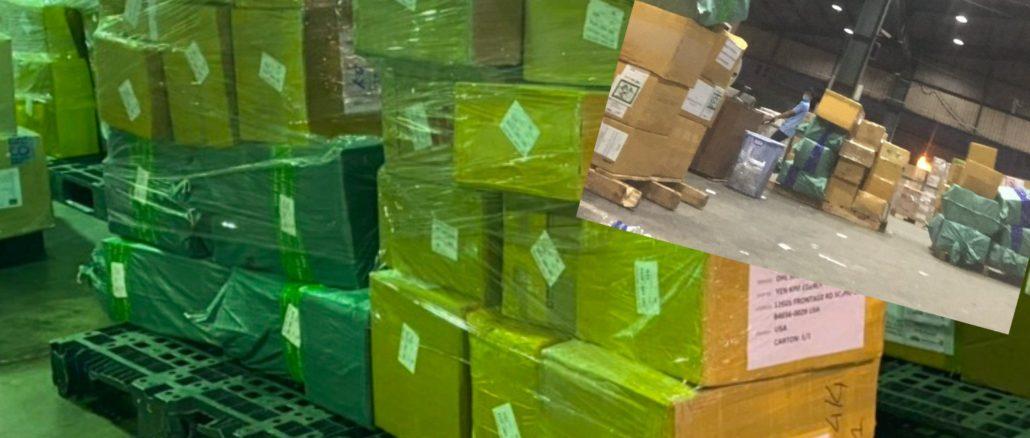 Dịch vụ chuyển hàng đi Thụy Điển