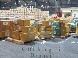 Gửi hàng đi Brunei tại HCM