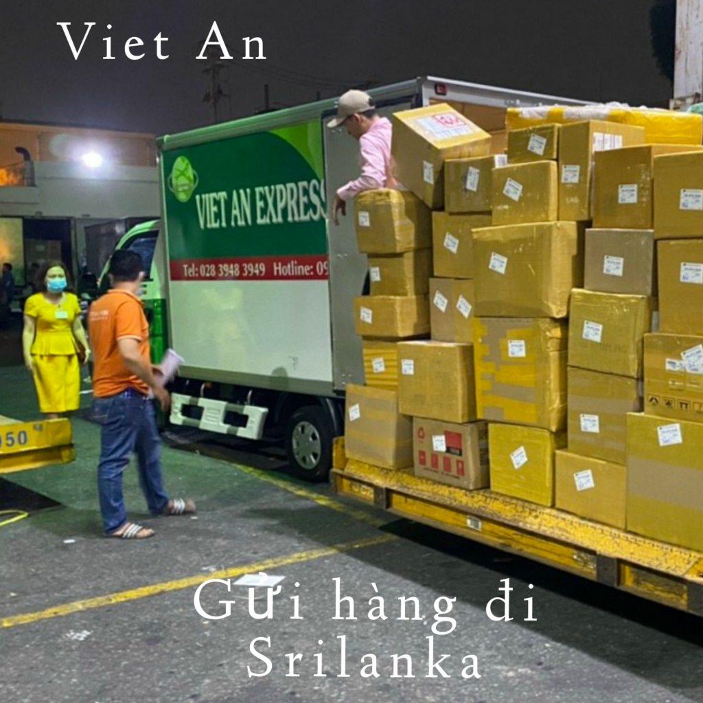 Gửi hàng đi Srilanka