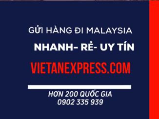 Dịch vụ gửi hàng đi Malaysia giá rẻ